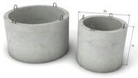 Бетонные ремонтные кольца, ремонтные кольца для колодца (Диаметр: внутренний - 70 см, внешний: - 86 см)