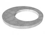 Бетонная крышка для колодца и септика без люка (таблетка)