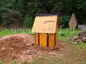 Домик для колодца №5 в Одинцовском районе, Шарапово