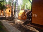 Домик для колодца №7, установленный в Наро-Фоминском районе, снт Аэропорт-3