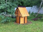 Надколодезный домик №5