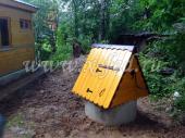 Ремонт колодца и подводка воды в дом в Одинцовском районе, Жаворонки