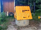 Домик для колодца №1 цена 7000 рублей