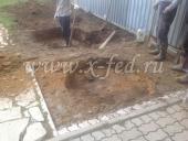 Начало-строительства-септиков-из-бетонных-колец