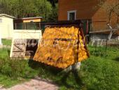 Домик-для-колодца-№3-рядом-со-старым-домиком.-В-Одинцовском-районе