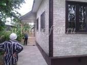 Пристройка веранды к дому в Лотошино