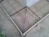 Этапы строительства бетонной отмостки